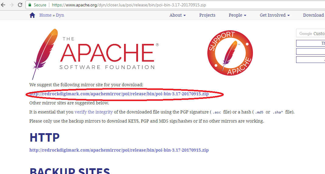 Data driven testing in Selenium WebDriver – Use of Apache POI to