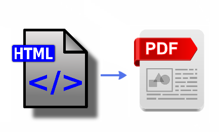 Puppeteer - How to export/print HTML to a PDF file in NodeJS?